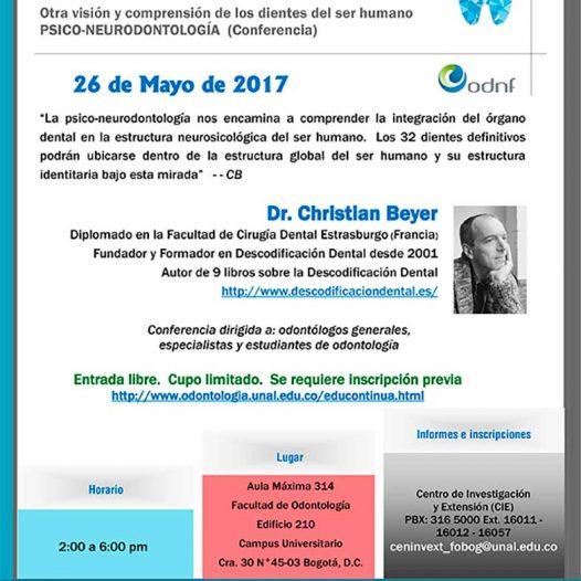 Descodificación Dental Otra visión y comprensión de los dientes del ser humano Psico-Neurodontología