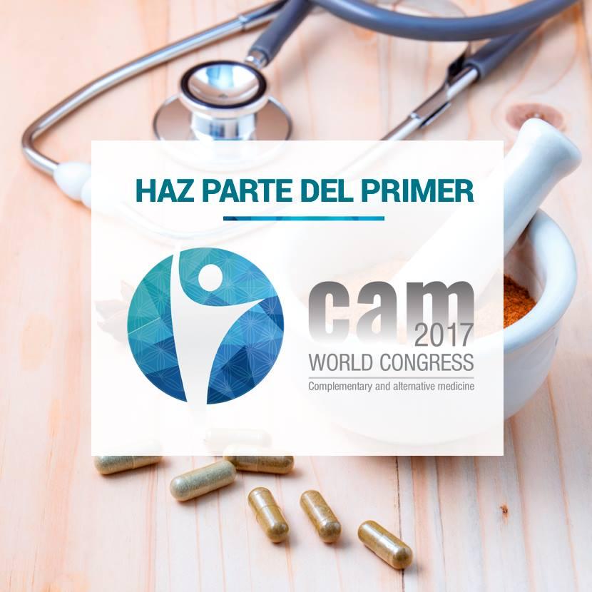CAM World Congress 2017